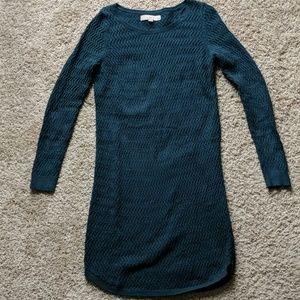 Loft Sweater Dress Sz SP